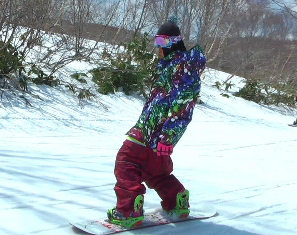 スノーボード、ウェア、ダボダボシルエット