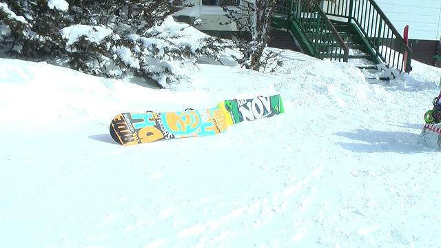 スノーボード、ライド、ノベンバー、ソールデザイン