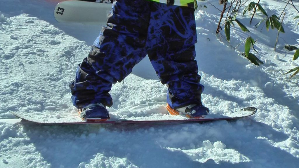 スノーボードウェア、ダボダボパンツ