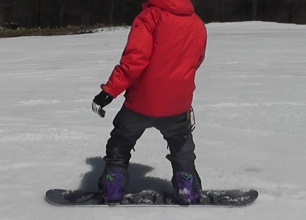 スノーボードウェア、ジャストサイズ