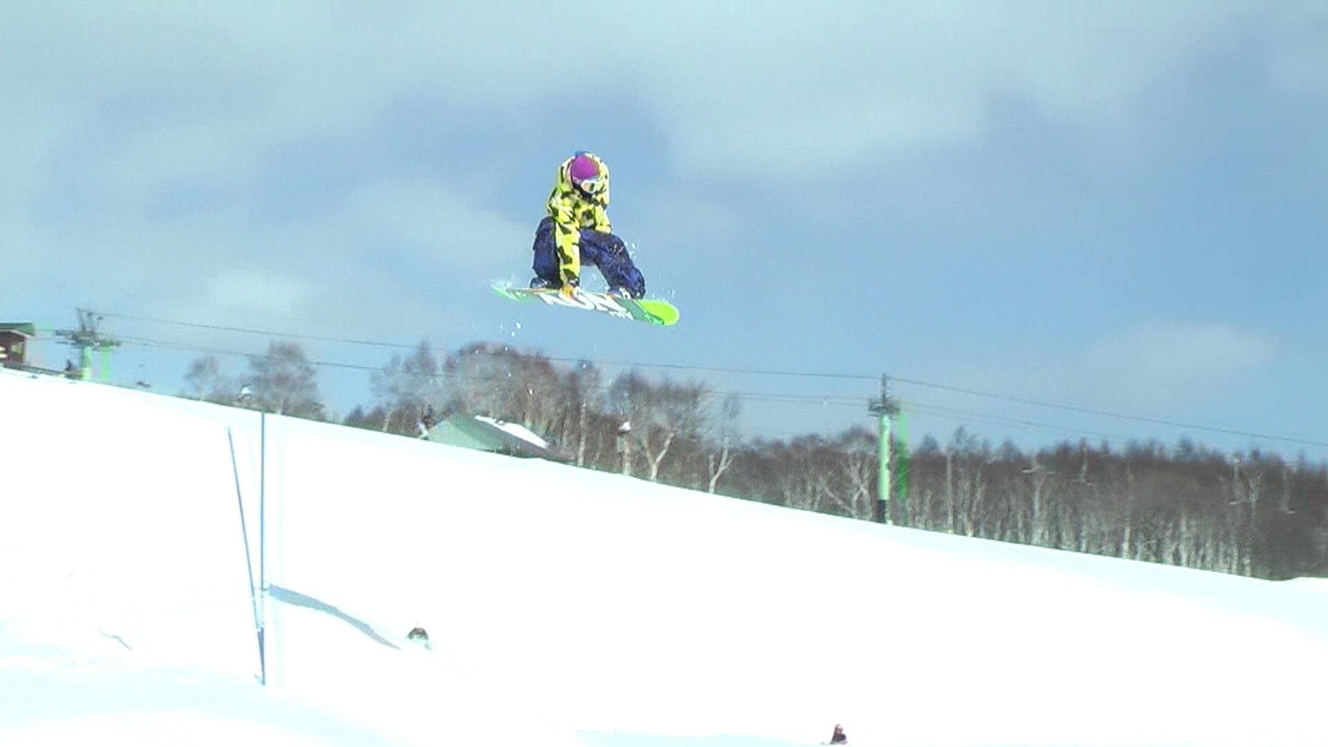 スノーボード インディノーズボーン
