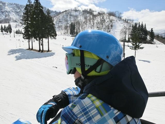 スノーボードヘルメット、サンドボックス