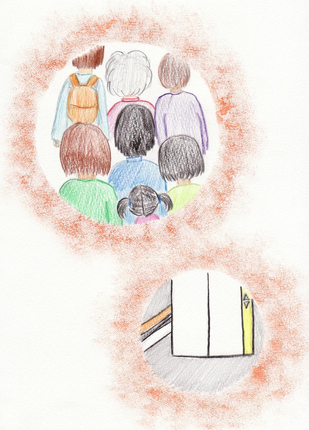 絵本7ページ
