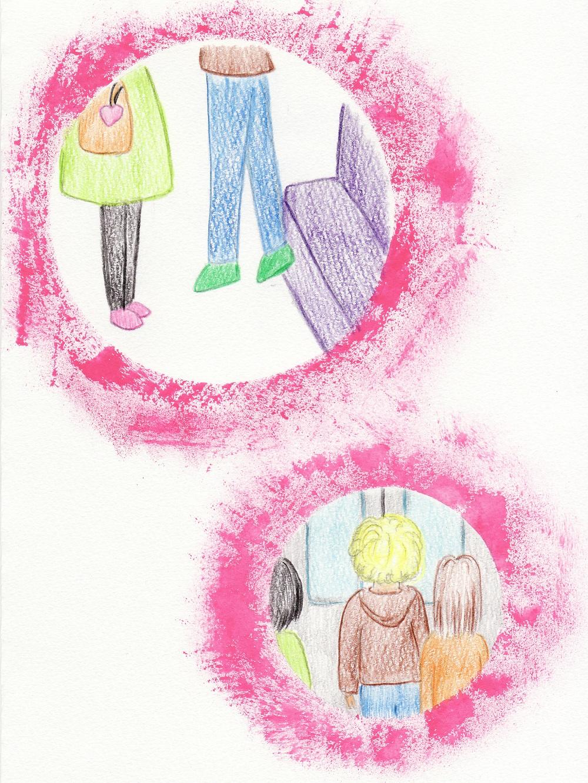 絵本2ページ