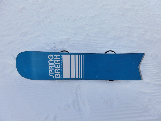 スノーボードCAPITA SPRING BREAK ソール