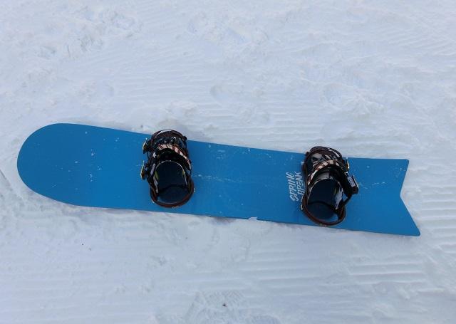 スノーボードCAPITA SPRING BREAK トップシート