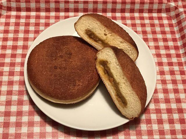 チキンカレーパン オーブン済み