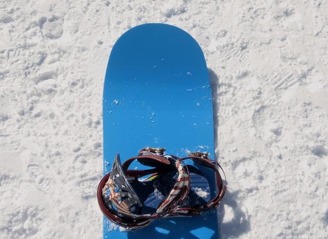 スノーボードCAPITA SPRING BREAK ノーズ