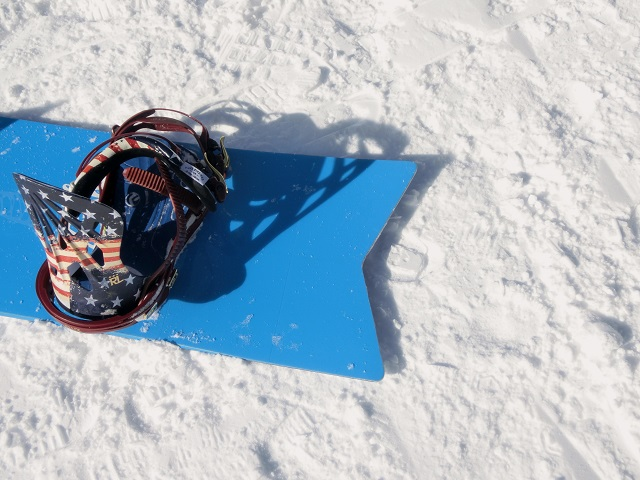 スノーボードCAPITA SPRING BREAK テール