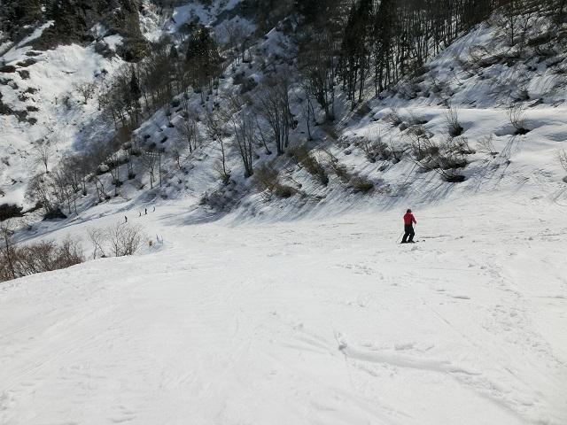 湯沢中里スノーリゾート パノラマコース2