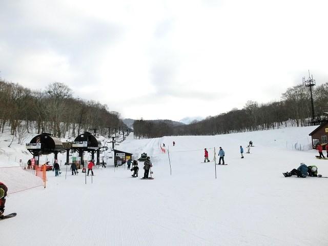 たんばらスキーパーク、第一リフト