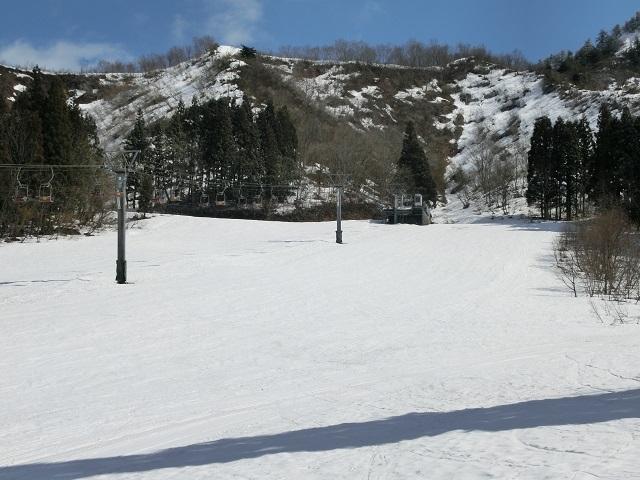 湯沢中里スノーリゾート 第6ゲレンデ
