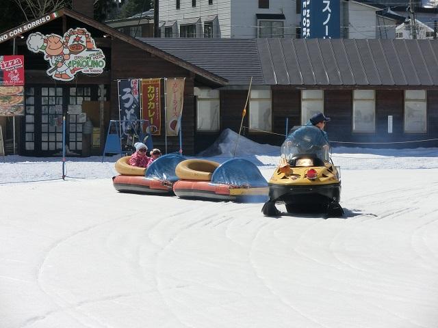 湯沢中里スノーリゾート ジェットトレインパーク3