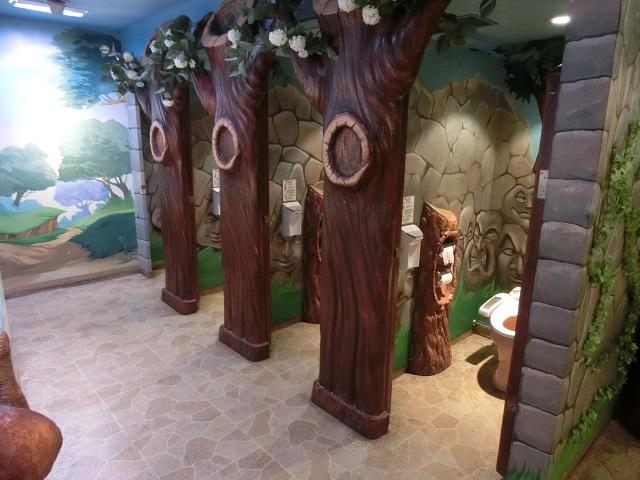 サンリオピューロランド トイレ3