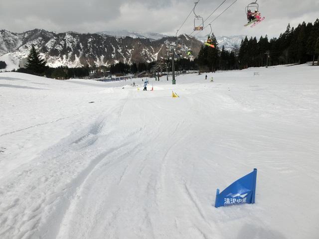 湯沢中里スノーリゾート 第3ロマンスゲレンデ5