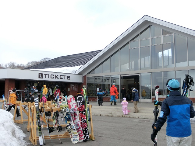 たんばらスキーパーク スキーセンター