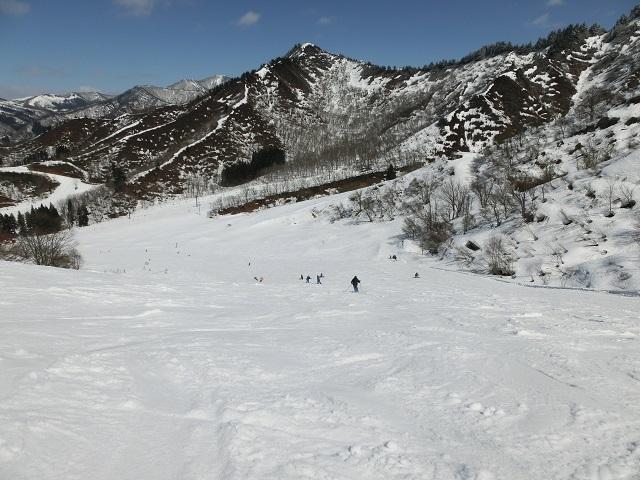 湯沢中里スノーリゾート パノラマコース3