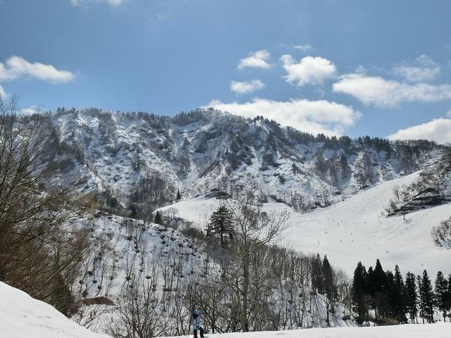 湯沢中里スノーリゾートの景色3