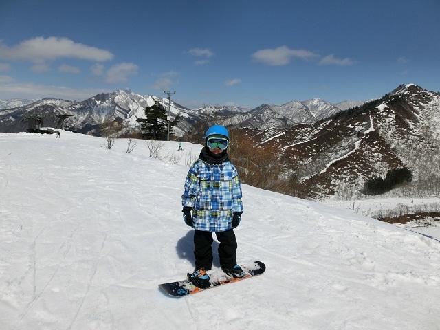 湯沢中里スノーリゾート パノラマコース4