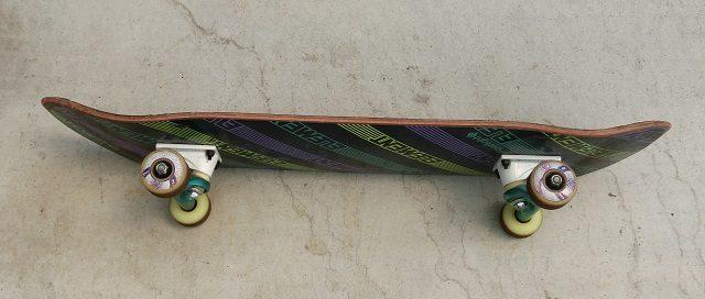 スケートボード 横
