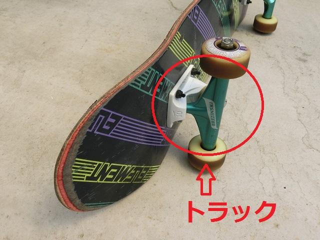 スケートボード トラック