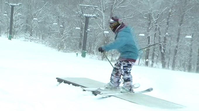スキー、BOX
