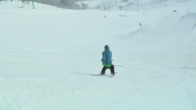 スキー360トリック(10)