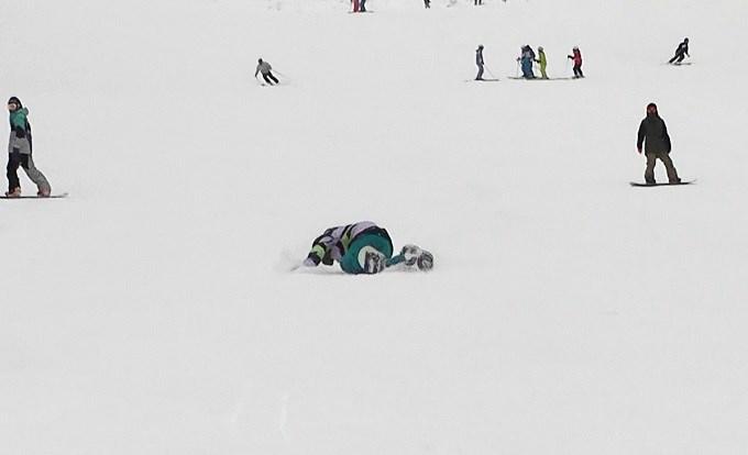 はじめてのセパレートスノーボード「ニコ」(5)