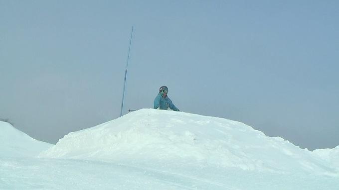 スキー360トリック(2)
