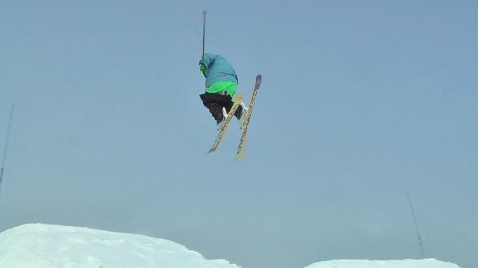 スキー360トリック(5)