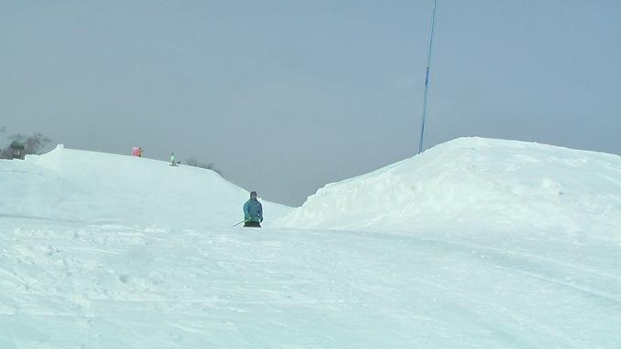 スキー360トリック(1)