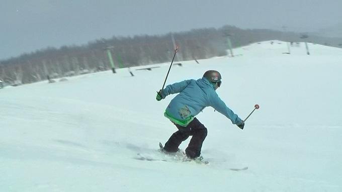 スキー360トリック(9)