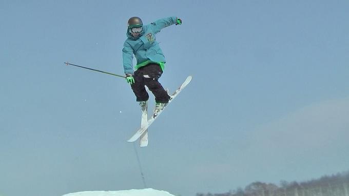 スキー360トリック(7)