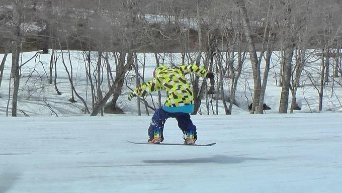 スノーボードグラトリのノーリー(7)